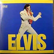 Elvis (1973) LP 20 tracks Double Album