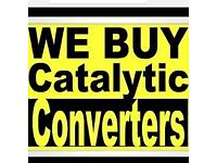 catalytic converters wanted same day cash