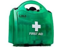 Lost - large green First aid box- Muscliff, Bournemouth