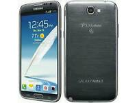 Samsung galaxy Note 2 in good condition great A 16GB unlocked!