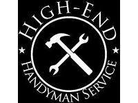 high end property maintenance