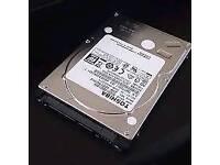 Toshiba 2.5 inch internal hard drive