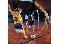 Ladies Football 5 a-side Futsal