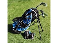 Full set of Golf Clubs wanted.