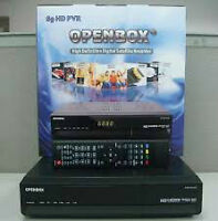 Openbox FTA satellite receiver