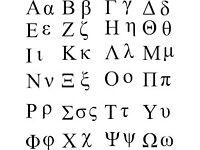 It's all Greek to me.. or not?