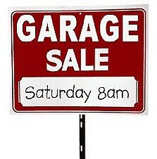 LARGE Yard (street) Sale Saturday July 21st 8-2pm