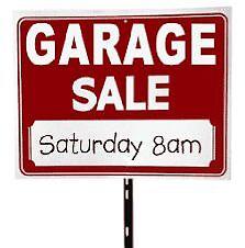 Garage Sale - Moving House 10 BANDERRA RD SOUTH PENRITH Penrith Penrith Area Preview