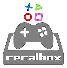 Recalbox Pc 2018 Image 64gb 11.250 games - 34 consoles
