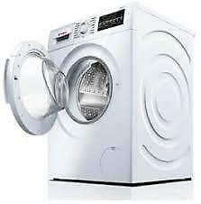 BOSCH 24 INCH FRONT LOAD 2.2 CUF WASHING MACHINE. (Model #WAT28400UC) BRAND NEW $599.00 NO TAX