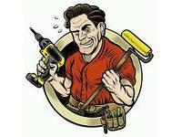 Handyman indoor and outdoor, all jobs needed