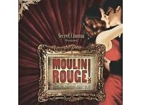 Secret Cinema Moulin Rouge Tickets
