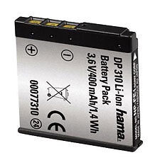 Hama 310 Li-Ion Battery For Sony DSC-T7 NP-FE1 UK (NEW)