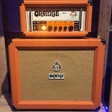 Orange : Or15 head and matching cab!