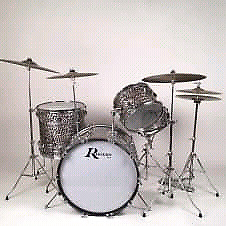 WANTED: Vintage Drum Kit