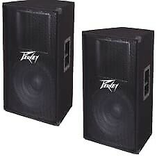 Peavey SP5XL Passive Speakers (Pair)