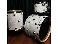 Drum Workshop Maple Collector's Series with cases for sale