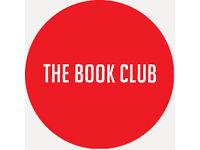 Book Club Recruiting Avid Reader(s)