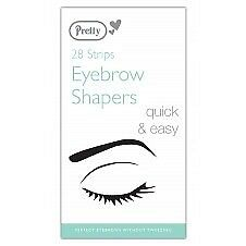 Pretty Smooth Eyebrow Shapers Case 12