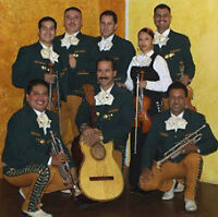 Authentic Mariachi bands!