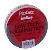 Low Tack Tape