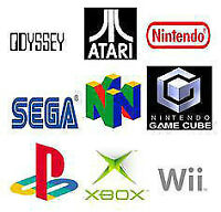 ACHAT/ LOOKING FOR JEUX PS1, PS2, GAMECUBE, Wii, N64, SEGA GAME