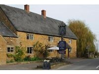 Head Chef at relaunched Country Inn