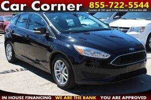 2016 Ford Focus SE SE Hatch
