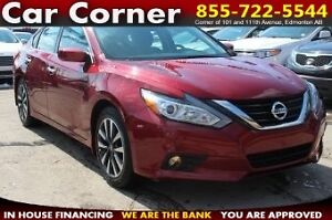 2016 Nissan Altima SV LIKE NEW/SUNROOF/BACKUP CAM/FACTORY WARRAN