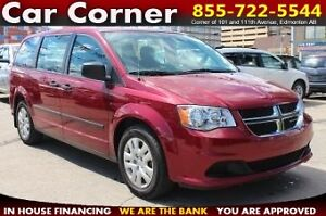 2016 Dodge Grand Caravan LIKE NEW SE