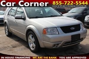 2007 Ford Freestyle Limited AWD/7-PASSENGER/DVD/SUNROOF/MORE!