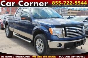 2010 Ford F-150 XTR SUPERCAB/V8/TOUCHSCREEN/BACKUP CAM/TOW/MORE