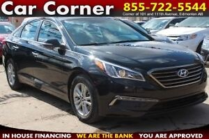 2017 Hyundai Sonata SE EFFICIENT/HEAT-SEATS/SUNROOF/BACKUP CAM!