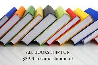 SONOMA BOOKS ALL SHIP FOR 3.99