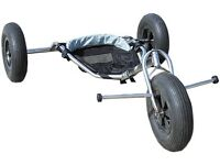 Peter Lyn competition kite buggy
