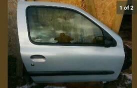 Renault Clio Mk2 Drivers Side Door