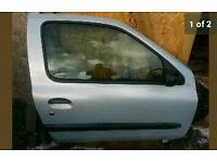 Mk2 clio 3-door drivers side door