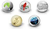 Collection de monnaie (RCM) a vendre, plusieurs séries