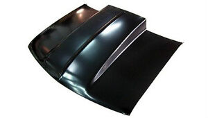 "4"" Steel Cowl Induction Hood 94-04 S10/Sonoma/Blazer/Jimmy"