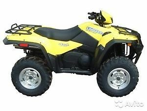 suzuki king quad 700 buy or sell used or new atv or. Black Bedroom Furniture Sets. Home Design Ideas