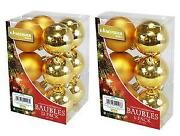 Traditional Christmas Baubles