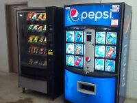 Looking for vending locations