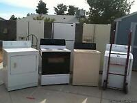 Appliance and furniture removal/disposal, garbage, moves
