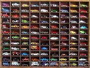 Matchbox Car Track