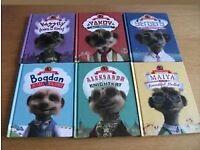 Meerkat books of tales.