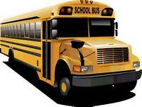 We are Hiring NEW & EXPERIENCED School Bus Drivers