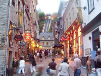 Day Trip to Quebec City