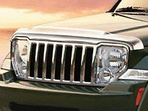 2008-2012 Jeep Liberty Mopar Chrome Bug Shield 82210694AC