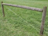 Need your Barbed wire fence installed or repaired ?