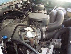 302 5.0L engine (roller) complete - Ford F150 truck